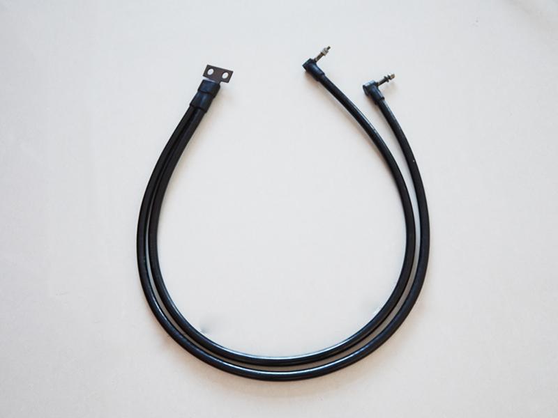 扼流变压器钢轨引接线