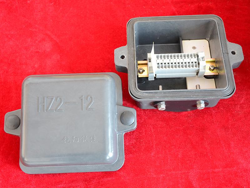 SMC复合材料终端电缆盒HZ2-12